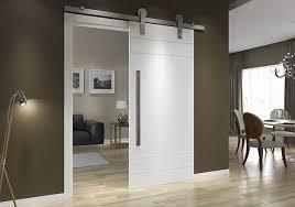 Gostaria de receber orçamento de porta de correr para divisória entre a sala e a cozinha cor branca, media da porta é de 85com e a altura é 2, 24. Porta Branca Lisa Standard Kit Porta Pronta Madeiral Portas