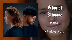 Vitaa & Slimane - A fleur de toi - YouTube