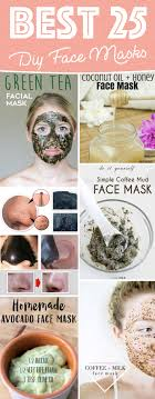 best diy face masks