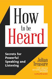 Speaker Design Book Pdf How To Be Heard By Julian Treasure Pdf Ebook Read Online