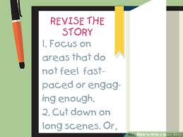 how to write a scary story examples wikihow image titled write a scary story step 24