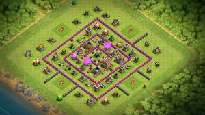 Clash Of Clans Th6 Base Design 10 Clash Of Clans Th6 Base Layouts For Defense