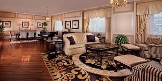 New Orleans Hotel Suites 2 Bedroom King Suites The Roosevelt New Orleans