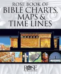 Rose Book Of Bible Charts Maps And Timelines Rose Book Of Bible Charts Maps Time Lines Vol 1 Rose