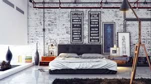 industrial bedroom ideas. Exellent Bedroom Industrial Bedroom Inside Ideas