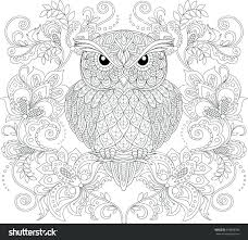 Peacock Coloring Pages For Adults Peacock Feather Coloring Page Cool