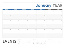 Calendar January 2019 Print Out Office Templatemicrosoft Office