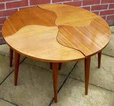 antiques atlas a circular jigsaw coffee table relating to jigsaw coffee table