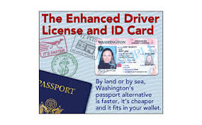 License Real New Washington Drivers' Id Issue--sort Solves Of
