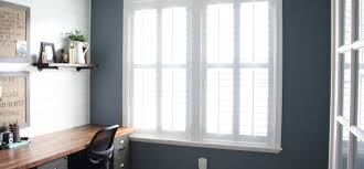 home office remodel. Signature Wood Shutters Finish Home Office Remodel C