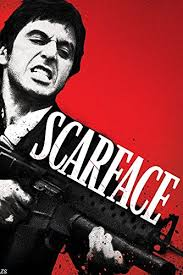 Scarface Quotes Beauteous Amazon Scarface Al Pacino Tony Montana Quotes Movie Art Canvas