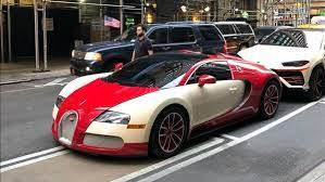 The red and white whip, which features a $10,000 custom wrap, is the same one floyd got before. Lil Uzi Vert Bought A Bugatti From Floyd Mayweather And Did This