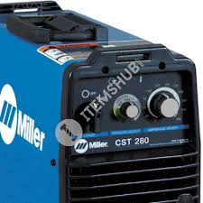 miller cst 280 industrial stick welder (inverter) 5 280 a 1 3hp Used Miller Welder CST 280 at Miller Cst 280 Wiring Diagram