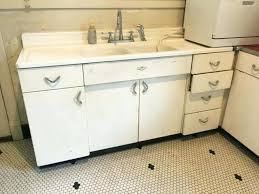 youngstown kitchens by mullins sink kitchen cabinets by vintage retro sink antique metal for