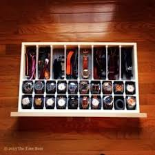 watch storage diy clever things feelings we and how to make a watch drawer the time bum