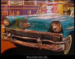 hyper realistic car paintings by cheryl kelley xaxor com