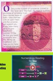 Occult Numerology Chart Numerical Associations The Number 0 Occult Astrology