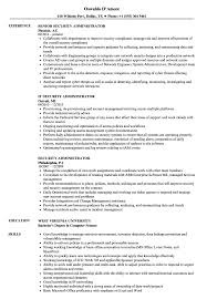 Network Security Administrator Sample Resume Security Administrator Resume Samples Velvet Jobs 10