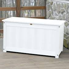 bench outside storage bench pertag outdoor ikea seat with baskets and cushion patio table bins white