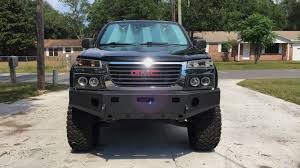 Lifted 2008 GMC Canyon / Chevy Colorado on 33 inch tires and 20 ...