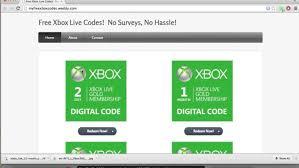 xbox gift card code generator no survey
