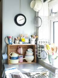 Kitchen Counter Storage Kitchen Countertop Storage Ideas Kitchenstircom