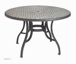 48 inch round patio table with umbrella hole beautiful lounge chairs rectangle patio table umbrella tablecloth