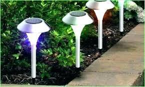 garden lights ideas uk string solar exterior lighting drop dead gorgeous yard astonishing path in home wallpaper