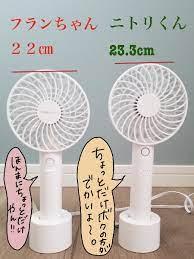 フラン フラン 扇風機 掃除