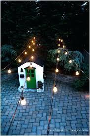 hanging patio lights. Hanging Patio Lights Ideas Porch Outdoor String