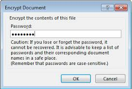 Encrypted Excel Files How To Password Protect And Encrypt Excel Files In Microsoft