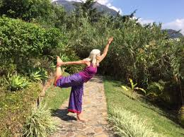 yoga retreat and tation works in brooks maine