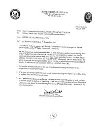 Military Letter Of Re Mendation Zenmedia Jobs Best Ideas Of Military
