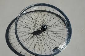 wheel master 26 x 1 75 rear wheel rim 36h 5 6 7 sd black bike bicycle