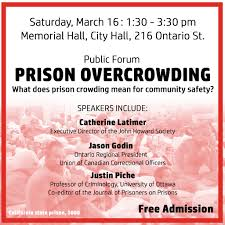 prison overcrowding essay criminology overcrowded prisons term paper 12473