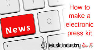 how to make a free how to make a free electronic press kit for musicians epic step by