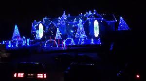 The Biggest Christmas Light Show Best Christmas Light Show