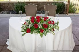 Bride Groom Table Decoration Flower Arrangement At Bride Groom Table Lifeeventphotographer