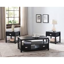 adelaide 3 piece storage coffee table