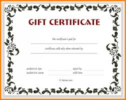 Fillable Gift Certificate Template Free 5 Gift Certificate Samples Free Templates Pear Tree Digital