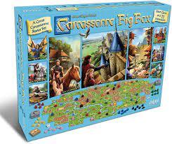 Hans im Glück Carcassonne Brettspiel: Amazon.de: Spielzeug