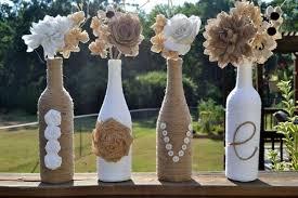 Wine Bottle Wedding Decorations