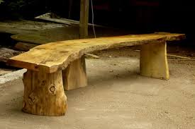 rustic wood bench. Beautiful Bench Large Rustic Bench Could Use This For The Cabinsfirepit Throughout Wood Bench M