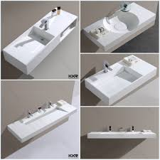 Jaquar Bathroom Fittings Sinks Solid Surface Wash Basin Bathroom - Jaguar bathroom