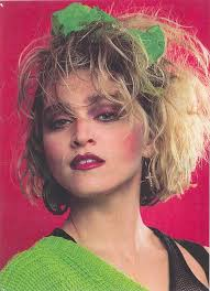 we ve all rocked this iconic look madonna we salute you 80s
