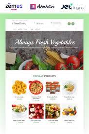 Best Food Restaurant Woocommerce Themes For Wordpress