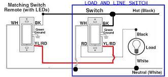 z wave install for dead end 3 way switch doityourself com Leviton Three Way Switch Wiring Diagram name l_sw jpg views 2810 size 28 3 kb leviton 3 way switch wiring diagram
