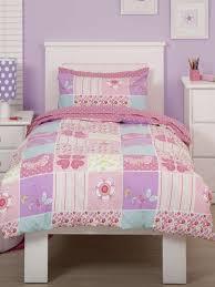 boys or girls duvet quilt cover sets childrens bedding kids single