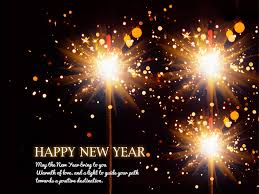 happy new year greetings cards 2020