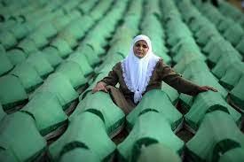 """Nurettin Canikli on Twitter: """"Çeyrek asır geçsede insanlık tarihinin utanç  yüzü Srebrenitsa Katliamı'nın acısını halen yüreğimde hissediyor ve  lanetliyorum. Bosna Hersek'te şehit olan tüm kardeşlerimize Allah'tan  rahmet diliyorum. #Srebrenitsa ..."""